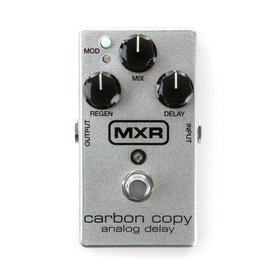 MXR Dunlop MXR Carbon Copy Analog Delay 10th. Anniversary