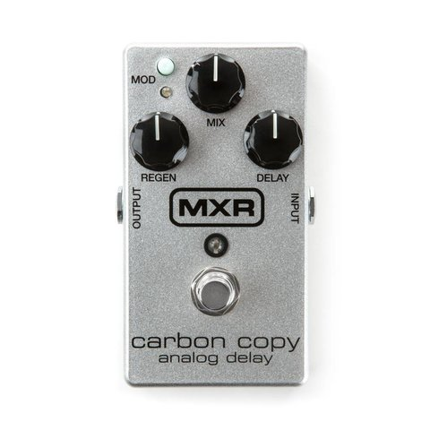 Dunlop MXR Carbon Copy Analog Delay 10th. Anniversary