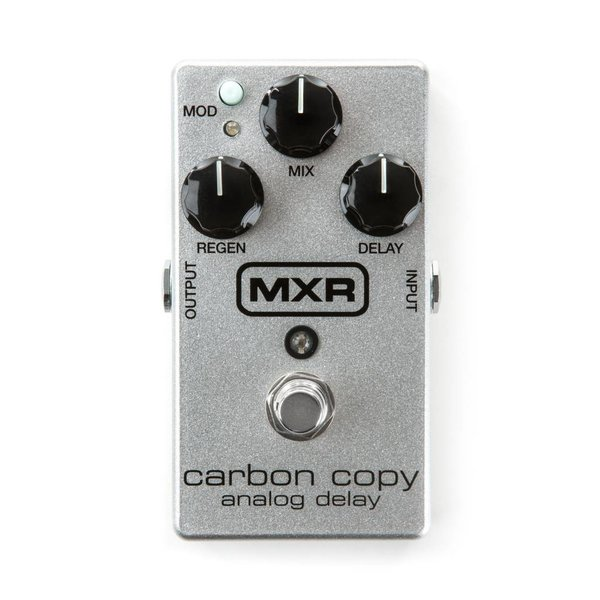 MXR Dunlop MXR Carbon Copy Analog Delay 10th. Anniversary