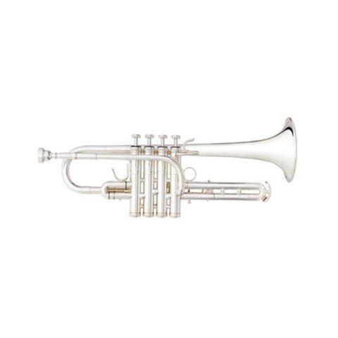 B&S 3117JH-S Challenger II Custom Eb/E Professional High Trumpet