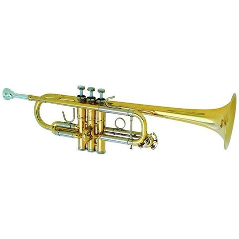 B&S 3136/2LR-L Challenger II C Professional Trumpet