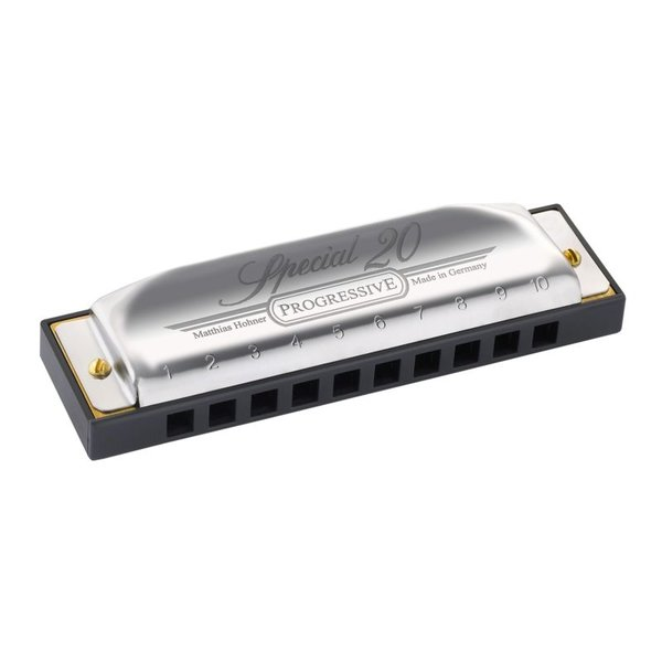 Hohner Hohner 560PBX-CTBF Special 20 Harmonica Boxed Country Tuned Key of Bf