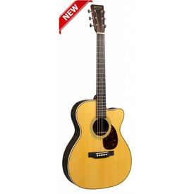 Martin Martin OMC-28E Left (LR Baggs Elect) Standard Series (Case Included)
