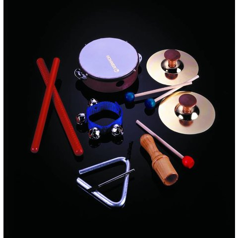 Hohner 6-Piece Rhythm Set HRM6