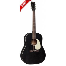 Martin Martin DSS-17 Black Smoke Left 16/17 Series (Case Included)