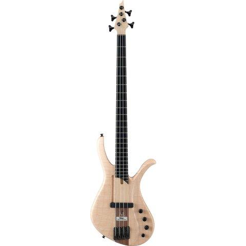 Ibanez AFR4FMPNTF AFR 4str Electric Bass - Natural Flat