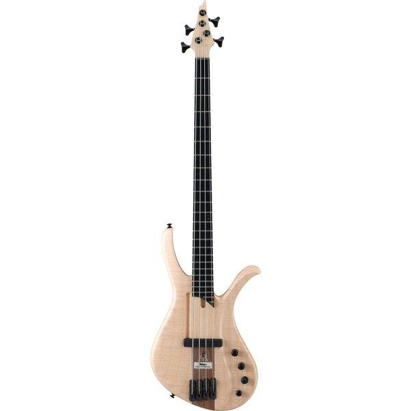 Ibanez Ibanez AFR4FMPNTF AFR 4str Electric Bass - Natural Flat
