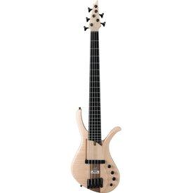Ibanez Ibanez AFR5FMPNTF AFR 5str Electric Bass - Natural Flat