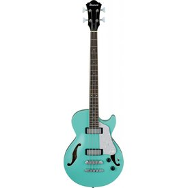 Ibanez Ibanez AGB260SFG AFB Artcore 4str Electric Hollow body Bass - Sea Foam Green