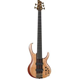 Ibanez Ibanez BTB1905FNL BTB Premium 5str Electric Bass - Florid Natural Low Gloss