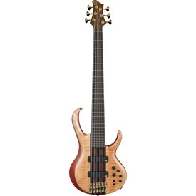 Ibanez Ibanez BTB1906FNL BTB Premium 6str Electric Bass - Florid Natural Low Gloss