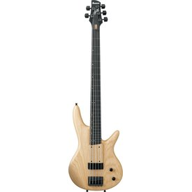 Ibanez Ibanez GWB205NTF Gary Willis Signature 5str Electric Bass - Natural Flat