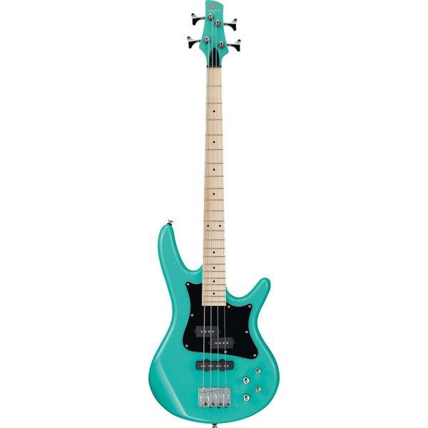 "Ibanez Ibanez SRMD200KAQG SR Mezzo 4str Electric Bass - 32"" medium Scale - Aqua Green"