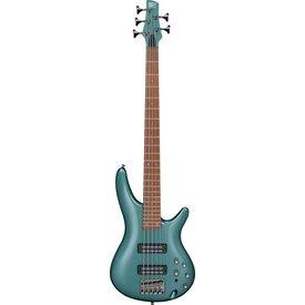 Ibanez Ibanez SR305EMSG SR Standard 5str Electric Bass - Metallic Sage Green