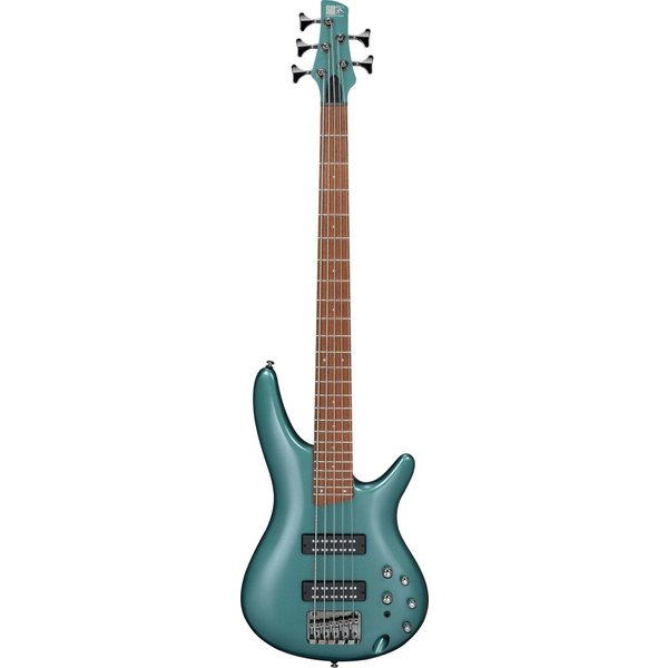 Ibanez Ibanez SR305EMSG SR Standard 5str Electric Bass - Metallic Sage Green