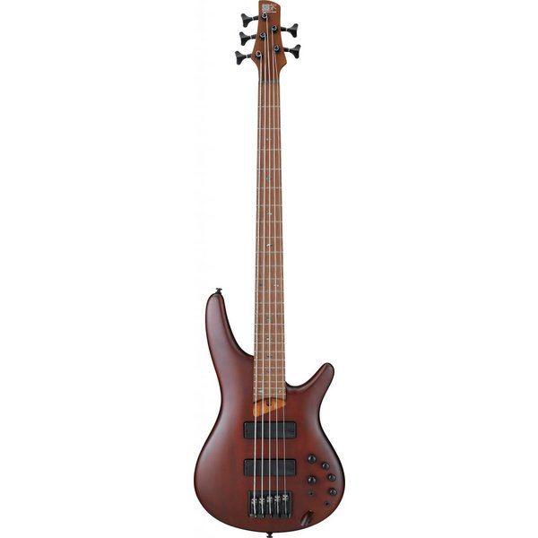 Ibanez Ibanez SR505EBM SR Standard 5str Electric Bass - Brown Mahogany