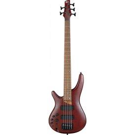 Ibanez Ibanez SR505ELBM SR Standard 5str Electric Bass - Left Handed - Brown Mahogany