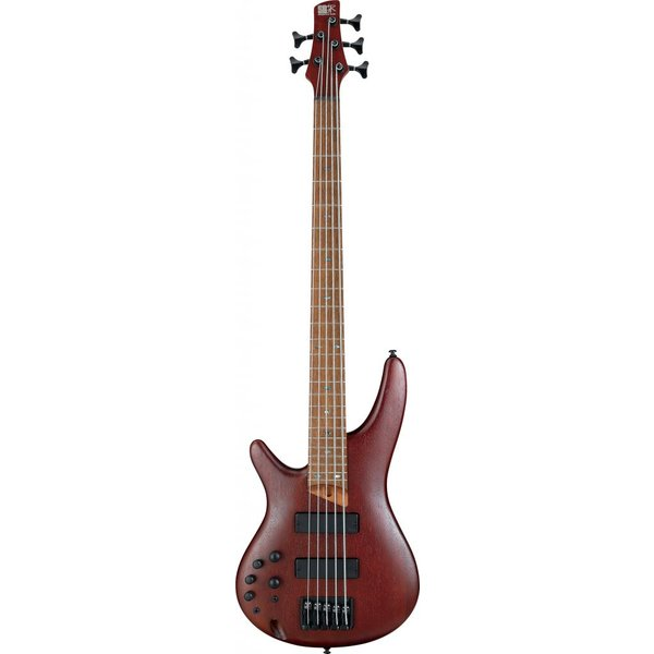 Ibanez Ibanez SR505ELBM SR Standard 5str Electric Bass - Left Handed - Brown Mahogany