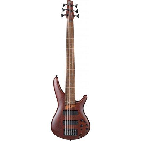 Ibanez SR506EBM SR Standard 6str Electric Bass - Brown Mahogany