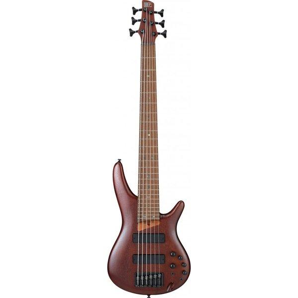 Ibanez Ibanez SR506EBM SR Standard 6str Electric Bass - Brown Mahogany