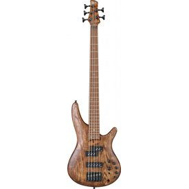 Ibanez Ibanez SR655EABS SR Standard 5str Electric Bass - Antique Brown Stained