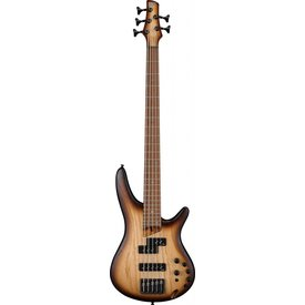 Ibanez Ibanez SR655ENNF SR Standard 5str Electric Bass - Natural Flat