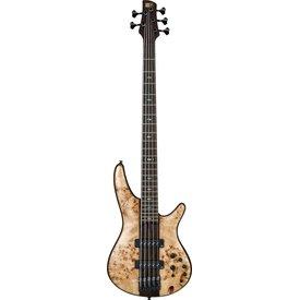 Ibanez Ibanez SR1705BNT SR Premium 5str Electric Bass - Natural