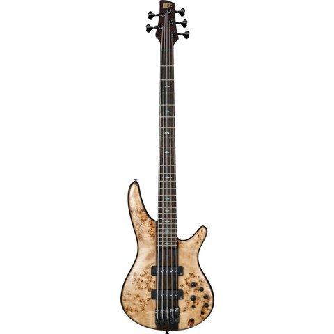 Ibanez SR1705BNT SR Premium 5str Electric Bass - Natural