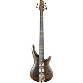 Ibanez Ibanez SR1825NTL SR Premium 5str Electric Bass - Natural Low Gloss