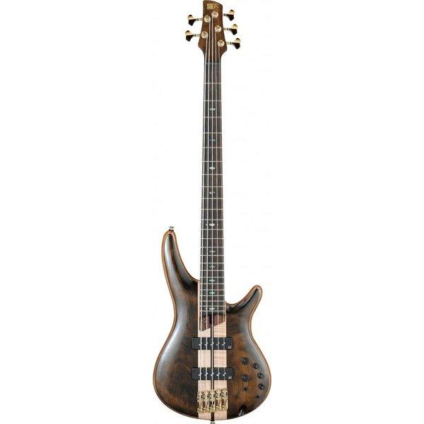 Ibanez Ibanez SR1825NTL SR Premium 5str Electric Bass - Natural Low Gloss