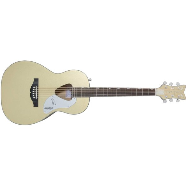 Gretsch Guitars Gretsch G5021E Limited Edition Rancher Penguin Parlor, Rosewood Fingerboard, Casino Gold