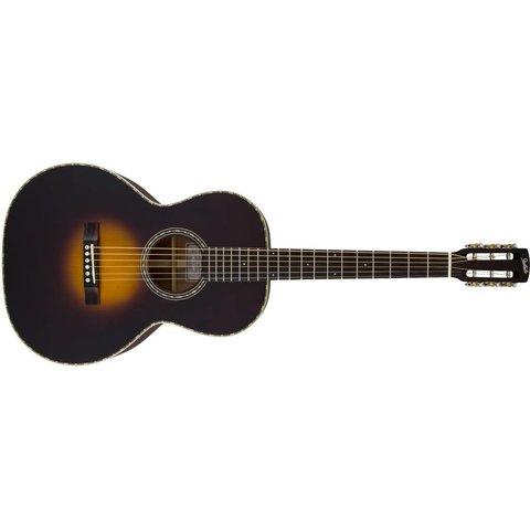 Gretsch G9521 Style 2 Triple-0 Auditorium Acoustic Guitar, Appalachia Cloudburst