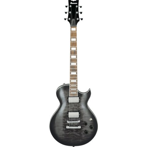 Ibanez ART120QATKS ART Standard 6str Electric Guitar - Transparent Black Sunburst