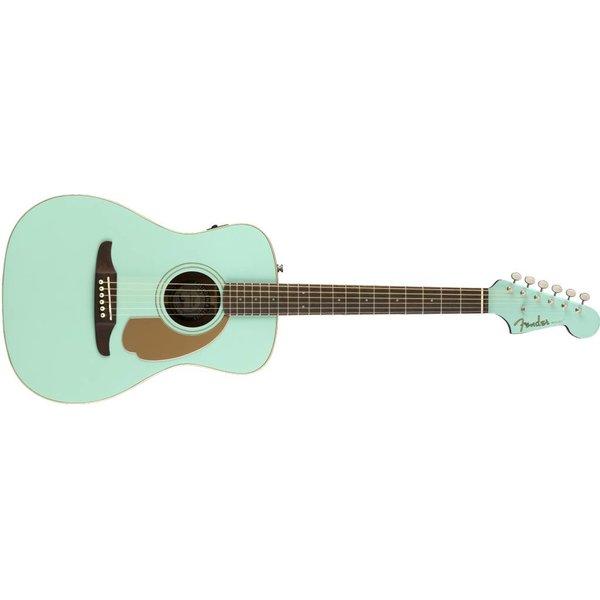 Fender Fender Malibu Player, Walnut Fingerboard, Aqua Splash
