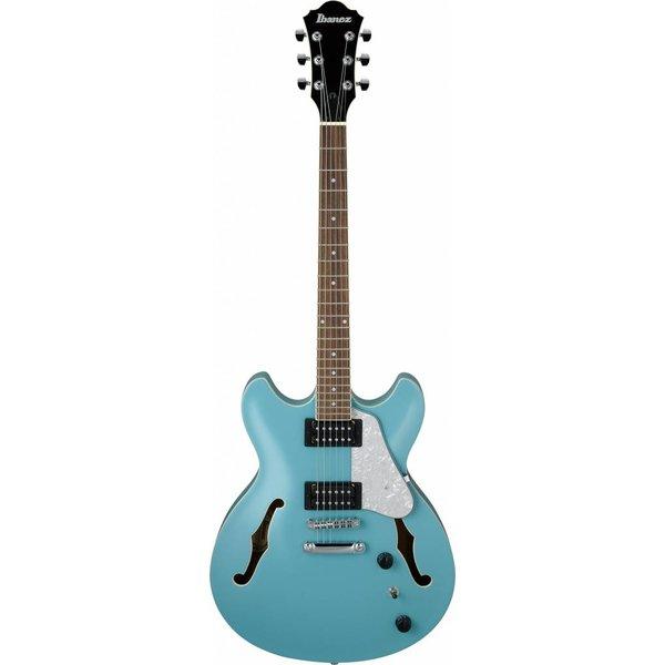 Ibanez Ibanez AS63MTB AS Artcore Vibrante 6str Electric Guitar - Mint Blue