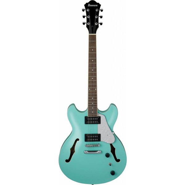 Ibanez Ibanez AS63SFG AS Artcore Vibrante 6str Electric Guitar - Sea Foam Green