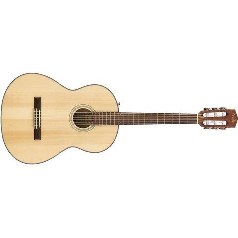 Fender CN-60S Nylon, Walnut Fingerboard, Natural