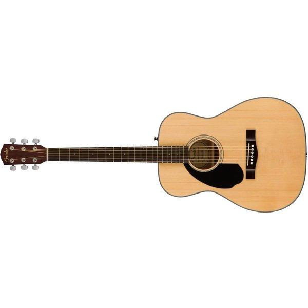 Fender Fender CC-60S Concert LH, Walnut Fingerboard, Natural