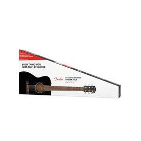 Fender Fender CC-60S Concert Pack V2, Black