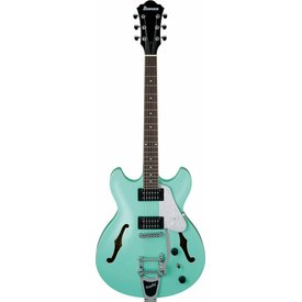 Ibanez Ibanez AS63TSFG AS Artcore Vibrante 6str Electric Guitar - Sea Foam Green