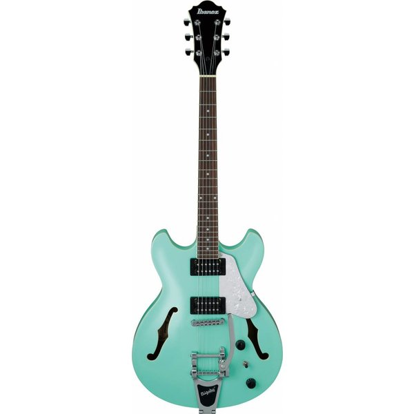 Ibanez Ibanez AS63TSFG AS Artcore Vibrante 6str Electric Guitar - Sea Foam Green