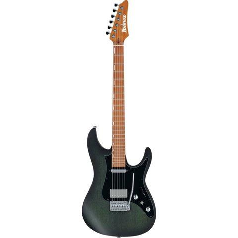 Ibanez EH10TGM Erick Hansel Signature 6str Electric Guitar w/Bag - Transparent Green Matte