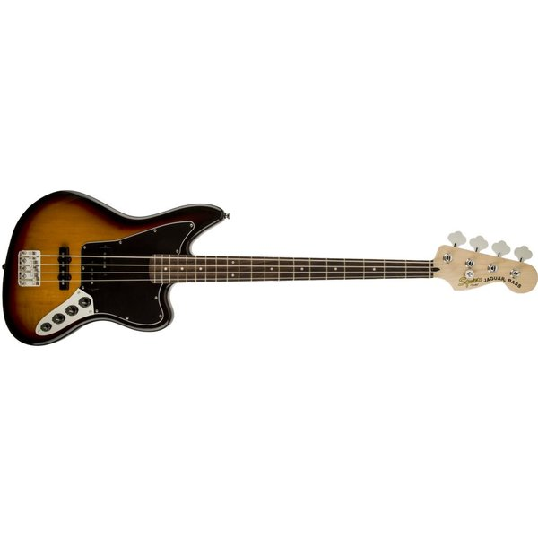 Squier Fender Vintage Modified Jaguar Bass Special, Laurel Fingerboard, 3-Color Sunburst