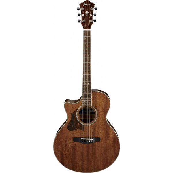 Ibanez Ibanez AE 6Str Acoustic/Electric Guitar - Left Handed - Natural High Gloss