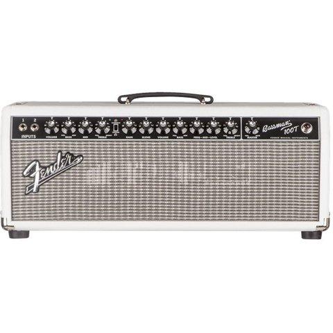 Fender Bassman 100T, 120V, White