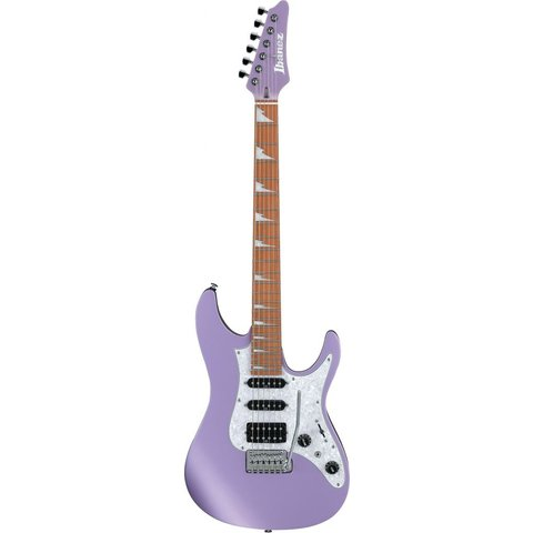 Ibanez MAR10LMM Mario Camarena Signature 6str Electric Guitar w/Bag - Lavender Metallic Matte