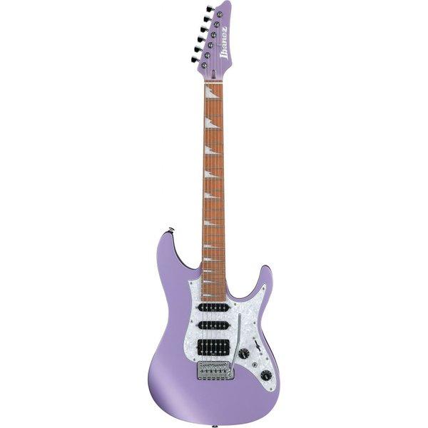 Ibanez Ibanez MAR10LMM Mario Camarena Signature 6str Electric Guitar w/Bag - Lavender Metallic Matte