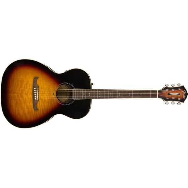 Fender Fender FA-235E Concert, Laurel Fingerboard, Sunburst