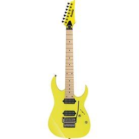 Ibanez Ibanez RG752MDY RG Prestige 7str Electric Guitar w/Case - Desert Sun Yellow