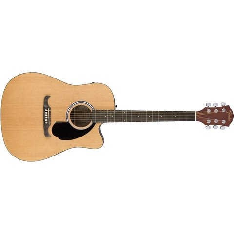 Fender FA-125CE Dreadnought, Natural